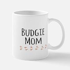 Budgie Mom Mugs