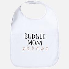 Budgie Mom Bib