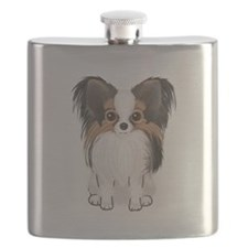 Papillon (pic) Flask