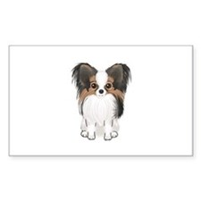Papillon (pic) Decal