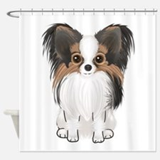 Papillon (pic) Shower Curtain