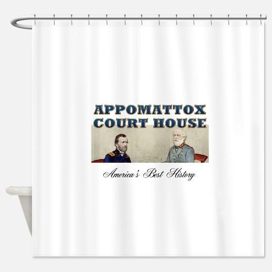 ABH Appomattox Shower Curtain