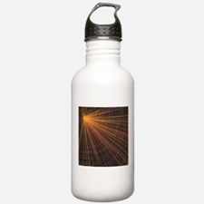 graphical style orange Water Bottle