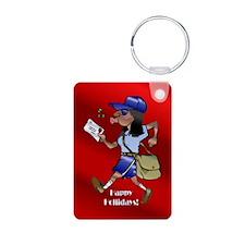 mailCarrierOrnBLWoman.png Keychains