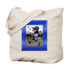 mailCarrierMouseBLWoman.png Tote Bag