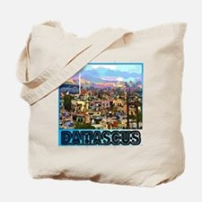 Damascus Tote Bag