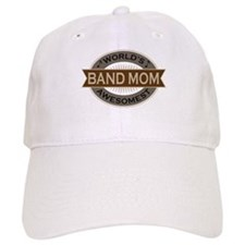 Awesome Band Mom Baseball Cap