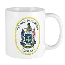 USS John Paul Jones (DDG-53) Mug