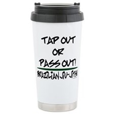Unique Brazil Travel Mug