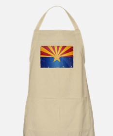 Arizona Flag Distressed Apron