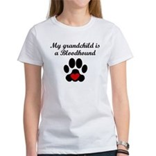 Bloodhound Grandchild T-Shirt