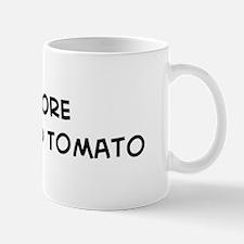 Eat more Lettuce And Tomato Mug