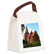 Church of Berkenthin Canvas Lunch Bag
