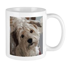 SWEET VIOLET TERRIER Mugs