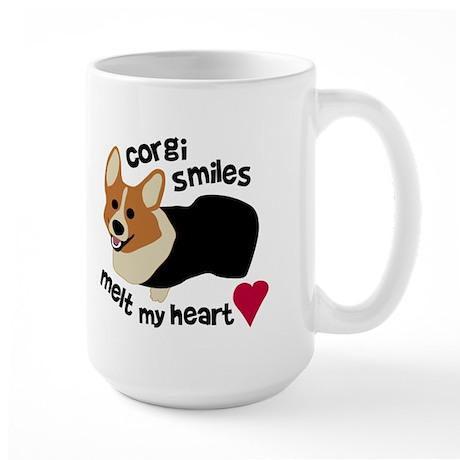 Corgi Smiles RHT Mugs