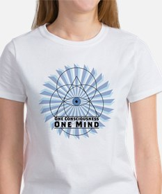 3rd Eye - One Consciousness On Min Tee