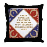 Napoleon Throw Pillows