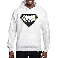 Gordon Superhero Jumper Hoody