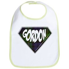 Gordon Superhero Bib