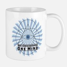3rd Eye - One Consciousness One Mind Mugs