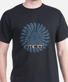 3rd Eye - One Consciousness One Mind T-Shirt