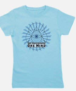 3rd Eye - One Consciousness One Mind Girl's Tee