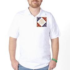 Napoleon's Guard flag T-Shirt