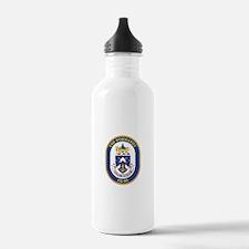 USS Normandy (CG-60) Water Bottle