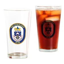 USS Normandy (CG-60) Drinking Glass