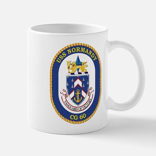 USS Normandy (CG-60) Mug