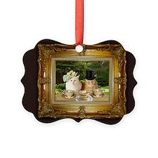 Oliver And Emmette Fancy Ornament