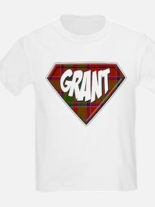Grant Superhero T-Shirt