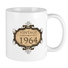 1964 Birth Year (Rustic) Mug
