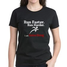 Run Faster Run Harder T-Shirt