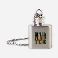 Pollock Clan Flask Necklace