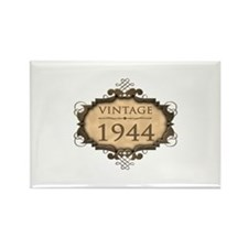 1944 Birth Year (Rustic) Rectangle Magnet
