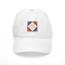 Napoleon's Guard flag Baseball Baseball Cap