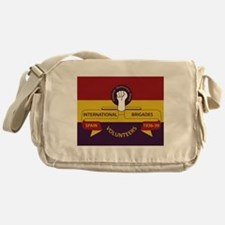 International Brigades image Messenger Bag