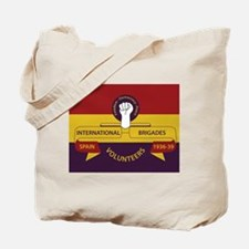 International Brigades image Tote Bag