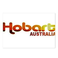Hobart, Australia Postcards (Package of 8)