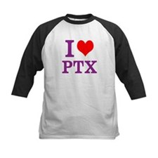 I Love PTX Baseball Jersey