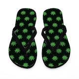 Marijuana Flip Flops