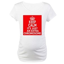 Stay Calm Chromosome Shirt