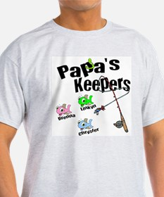 Email me FIRST for Papas Keepers gifts. T-Shirt