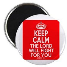 Keep Calm Exodus Magnet