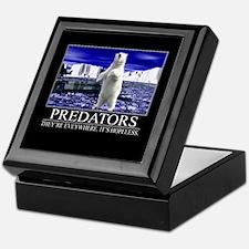 Predators Keepsake Box