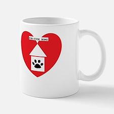 FUR-EVER HOME Mugs