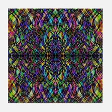 Horizon Reflection Tile Coaster