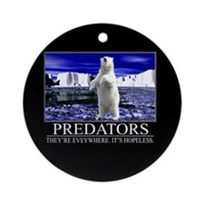Predators Ornament (Round)