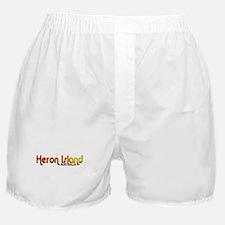 Heron Island, Australia Boxer Shorts
